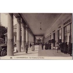 88 - Contexeville - Les galeries du pavillon