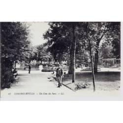 88 - Contexeville - Un coin du parc