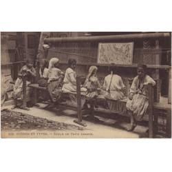 Algerie - Ecole de tapis arabes