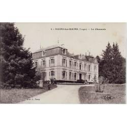 88 - Bains les Bains - Le Chesnois