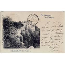 88 - Hohkönigsbourg - Les Vosges - 1899