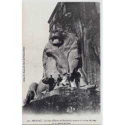 90 - Belfort - Le Lion - Animée