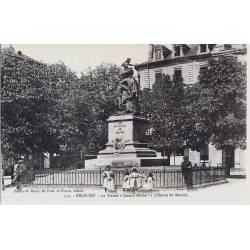 "90 - Belfort - La statue ""Quand-même !"""