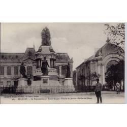 90 - Belfort - Monument des Trois-Sièges