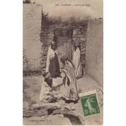 Algerie - Scene et types - Femmes