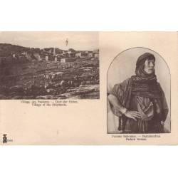 Israel - Femme Bédouine - Village des Pasteurs
