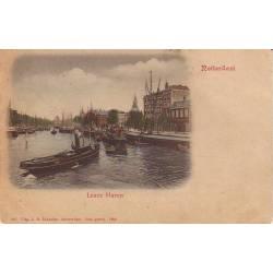 Pays-Bas - Rotterdam - Leuve Haven