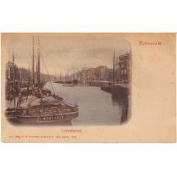 Pays-Bas - Rotterdam - Leuvehaven