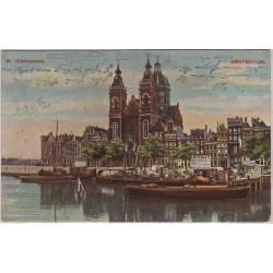 Pays-Bas - Amsterdam - Nicolaaskerk - 1905