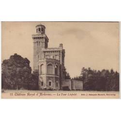 Belgique - Chateau royal d'ardenne - Tour Leopold