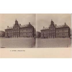 Belgique - Anvers - L'Hotel de ville