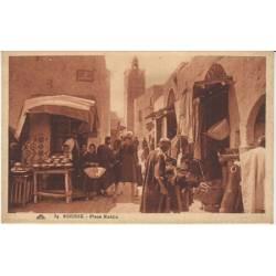 Tunisie - Sousse - Place Rahba