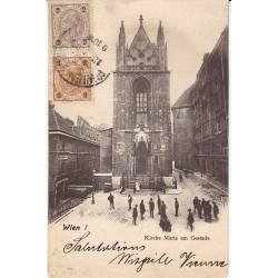 Autriche - Vienne - Kirche Maria am Gestade