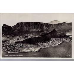 Afrique du Sud - Vue aérienne du Cap