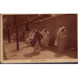 Algérie - Promenade du harem - 1927