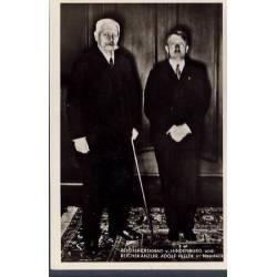 Allemagne - Reichspräsident et Reichskanzler