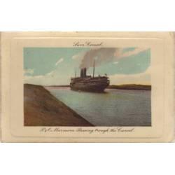 Egypte - P and O Marmora - Canal de Suez