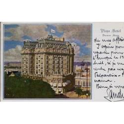 Argentine - Buenos Aires - Plaza Hotel