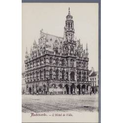 Belgique - Audenarde - L'Hotel de ville