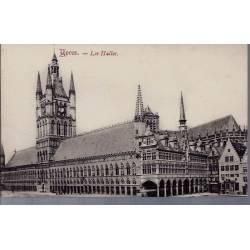 Belgique - Ypres - Les Halles