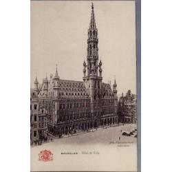 Belgique - Bruxelles - Hotel de ville