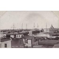 Egypte - Port Said - Entree du canal