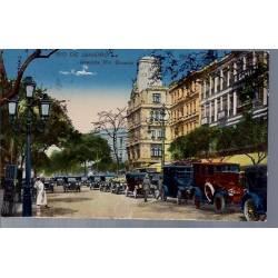 Brésil - Rio de Janeiro - Avenida Rio Banco