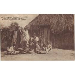 Senegal - Dakar - Village indigene