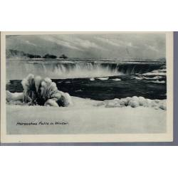 Canada - Horseshoe Falls in Winter - 2
