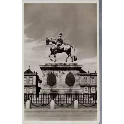 Danemark - Copenhague - Statue equestre de Fr. V