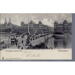 Danemark - Copenhague - Dronning Louises Bro