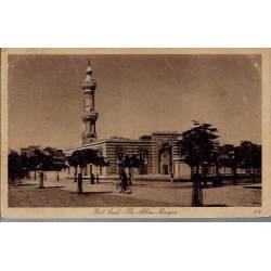 Egypte - Port Saïd - La mosquée Abbas