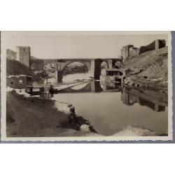 Espagne - Toledo - Puente de San Martin