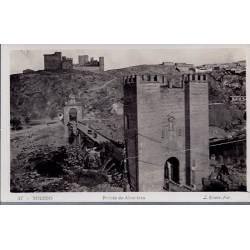 Espagne - Toledo - Puente de Alcantara