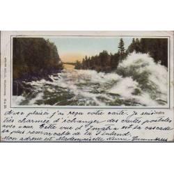 Finlande - Imatra - 1902