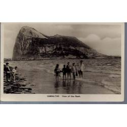 Gibraltar - View of the rock