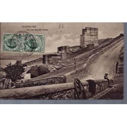 Gibraltar - The Old Moorish Castle