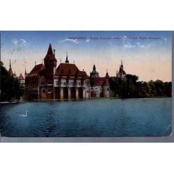 Hongrie - Budapest - Burg von Vajda Hunyad