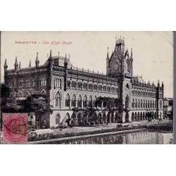 Inde - Clacutta - The High Court