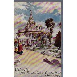 Inde - Calcutta The Jain Temle upper circular road