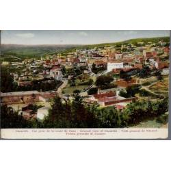 Israel - Nazareth - Vue prise de la oute de Cana
