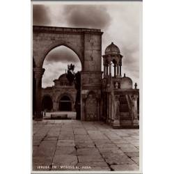 Israel - Jerusalem - Mosquée El-Aksa