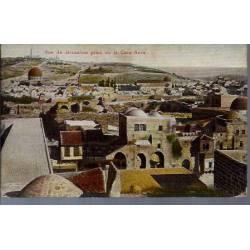 Israel - Vue de Jerusalem prise de la Casa-Nova