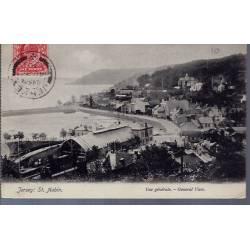 Jersey - St. Aubin - Vue générale