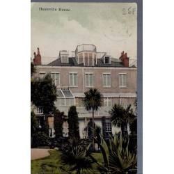 Guernesey - Hauteville House - V. Hugo's residence