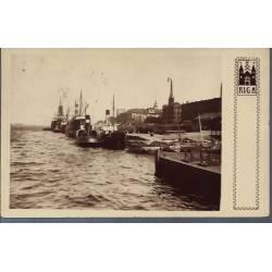 Lettonie - Riga - Le port