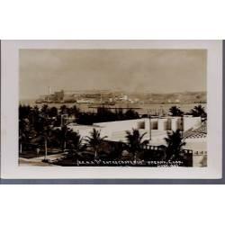 Cuba - Navire d'Entrecasteaux à Cuba 1937