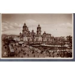 Mexique - Mexico - Plaza de la constitucion
