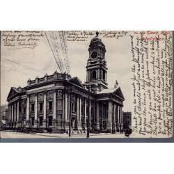 Nelle Zelande - Wellington - Town Hall