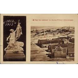 Pays-Bas - Punt van aanmomst van Koning Willem